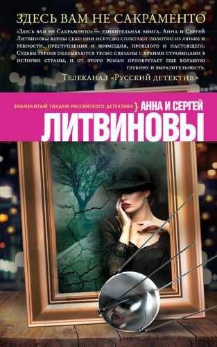 Анна и Сергей Литвиновы. Здесь вам не Сакраменто