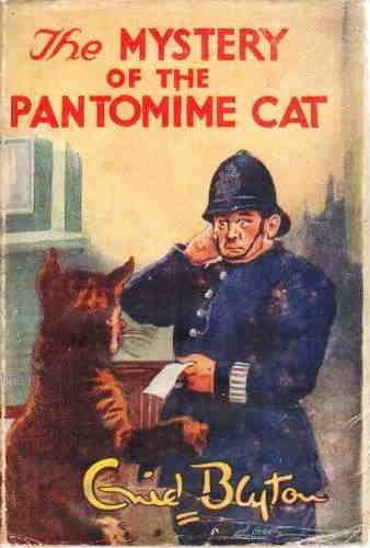 Энид Блайтон. Пятеро тайноискателей и собака 7. Тайна кота из пантомимы