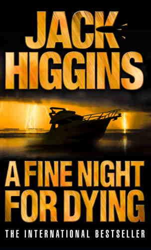 Джек Хиггинс. Недурная погода для рыбалки
