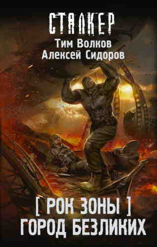 Алексей Вениаминович Сидоров, Тим Волков. Рок Зоны. Город Безликих