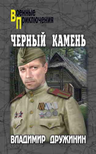 Владимир Дружинин. Черный камень