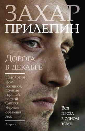 Захар Прилепин. Дорога в декабре (сборник)