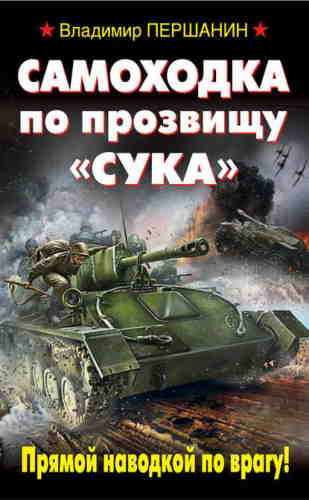 Владимир Першанин. Самоходка по прозвищу «Сука»