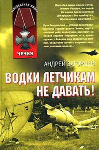 Андрей Загорцев. Водки лётчикам не давать