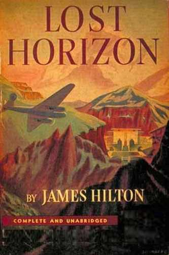 Джеймс Хилтон. Затерянный горизонт