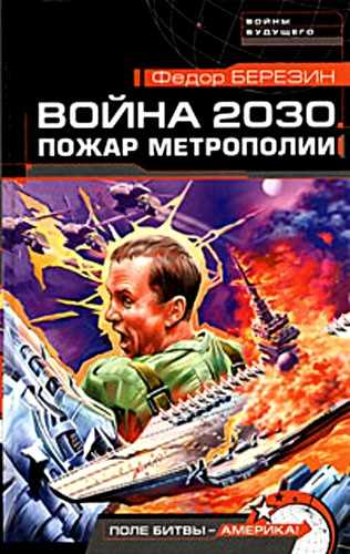Федор Березин. Война 2030. Пожар Метрополии