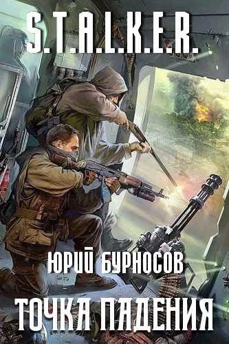 Юрий Бурносов. Точка падения (Серия S.T.A.L.K.E.R.)