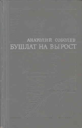 Анатолий Соболев. Бушлат на вырост