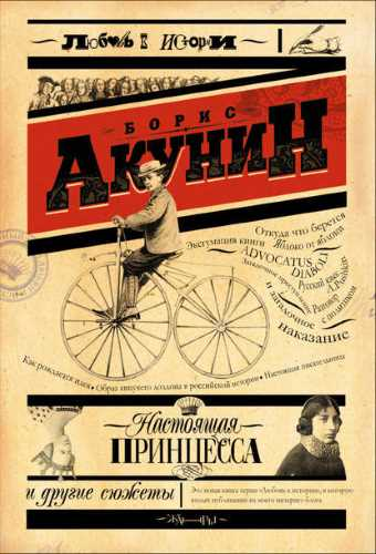 Борис Акунин. Настоящая принцесса и другие сюжеты