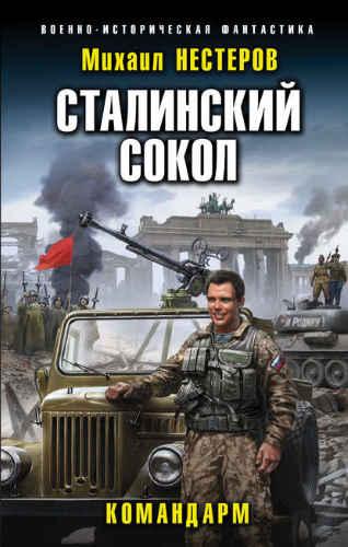 Михаил Нестеров. Сталинский сокол 4. Командарм