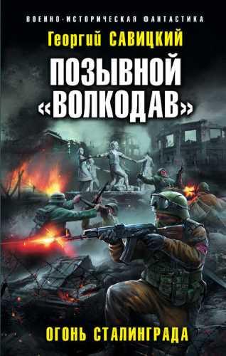 Георгий Савицкий. Позывной «Волкодав». Огонь Сталинграда