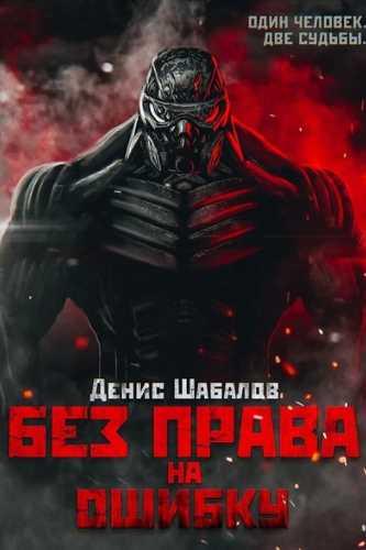 Денис Шабалов. Без права на ошибку