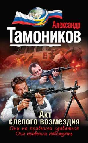Александр Тамоников. Акт слепого возмездия